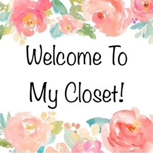 Thank You For Shopping My Closet!!